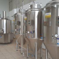 Impianto birra da 5hl Easybrau - Impiantinox