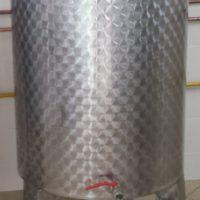 Fermntatore refrigerato da 400 litri totali