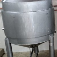 Fermentatore 300 litri utili