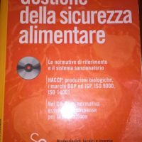Libro - Gestione della sicurezza alimentare