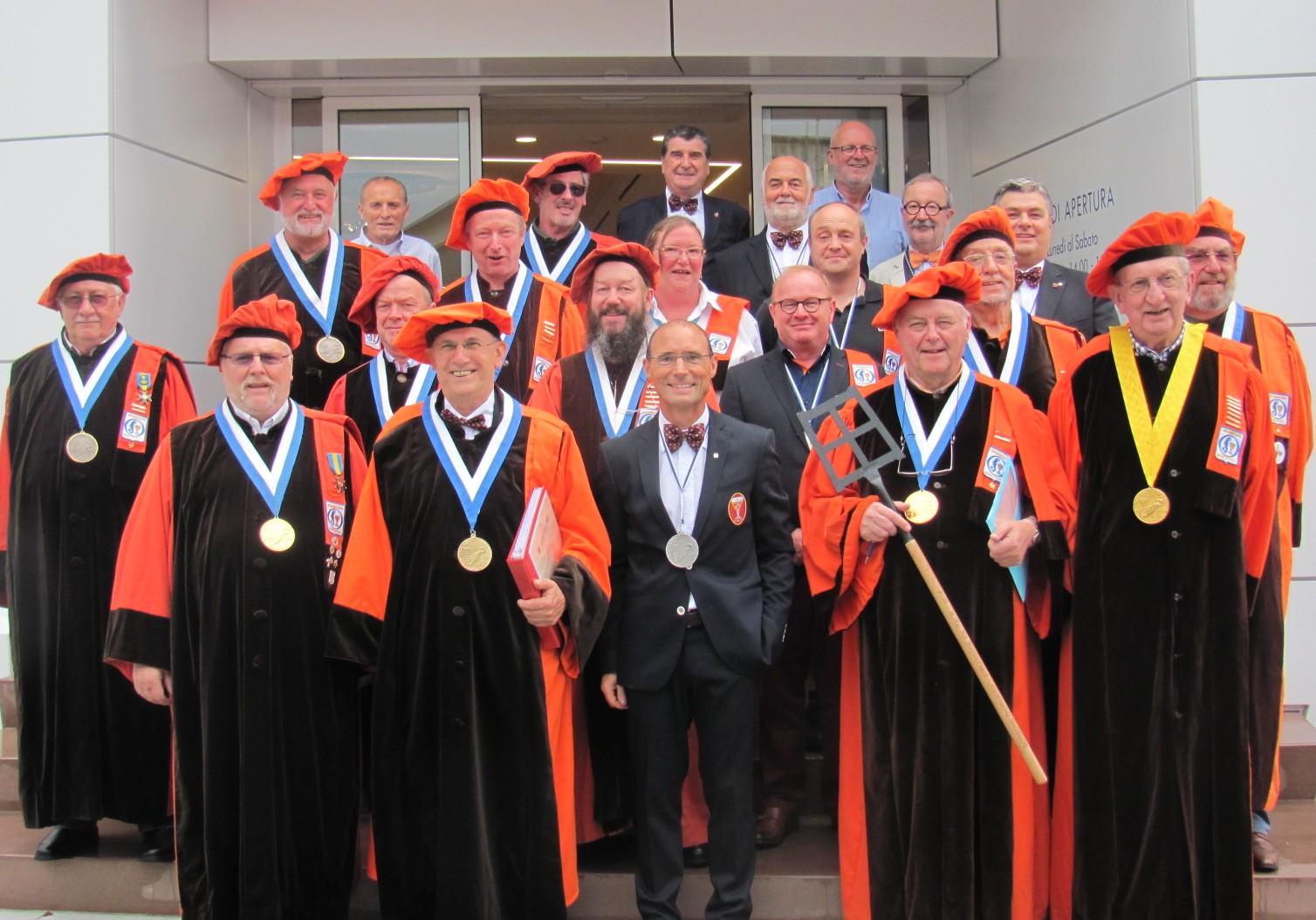 Apre in Italia l'Ambasciata d'Orval