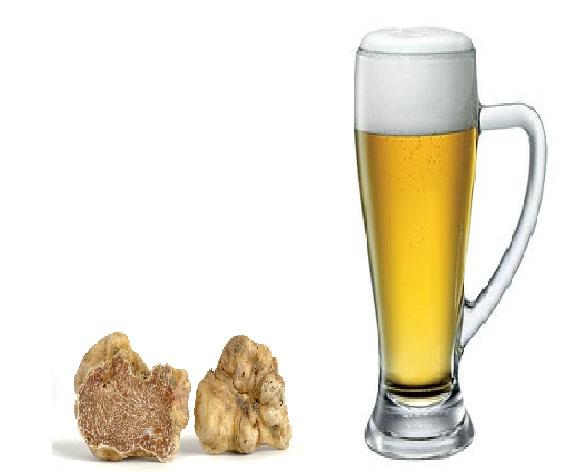 Ad Alba la birra incontra il tartufo!