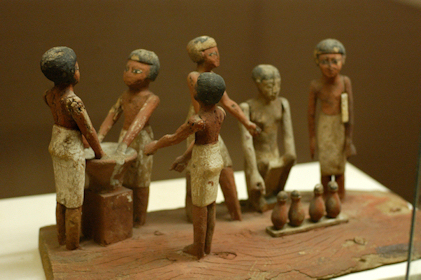 Egitto: quando la birra era sinonimo di potere divino