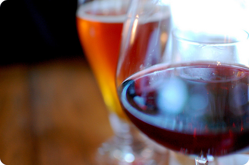 Ristoranti: quando la birra viene snobbata