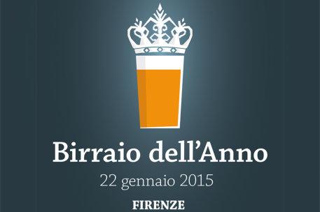 A Firenze il Birraio dell'anno 2014