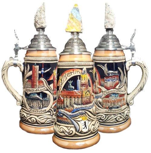Famoso La lunga storia dei boccali da birra tedeschi - Giornale della Birra VL95