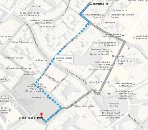 Promenade birraria a Bruxelles – prima parte