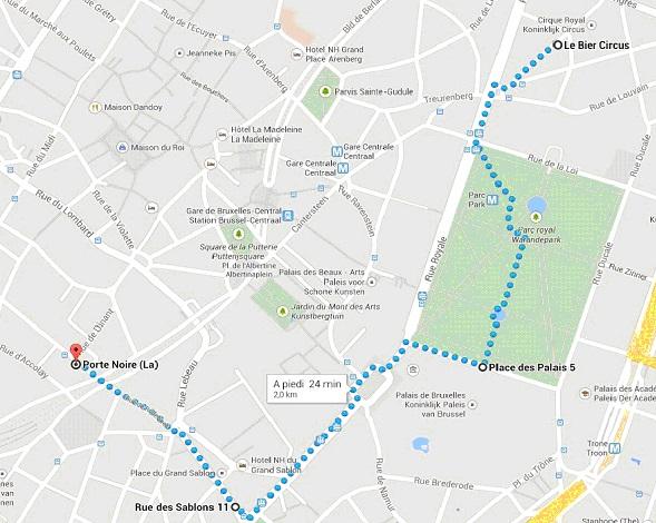Promenade birraria a Bruxelles – seconda parte
