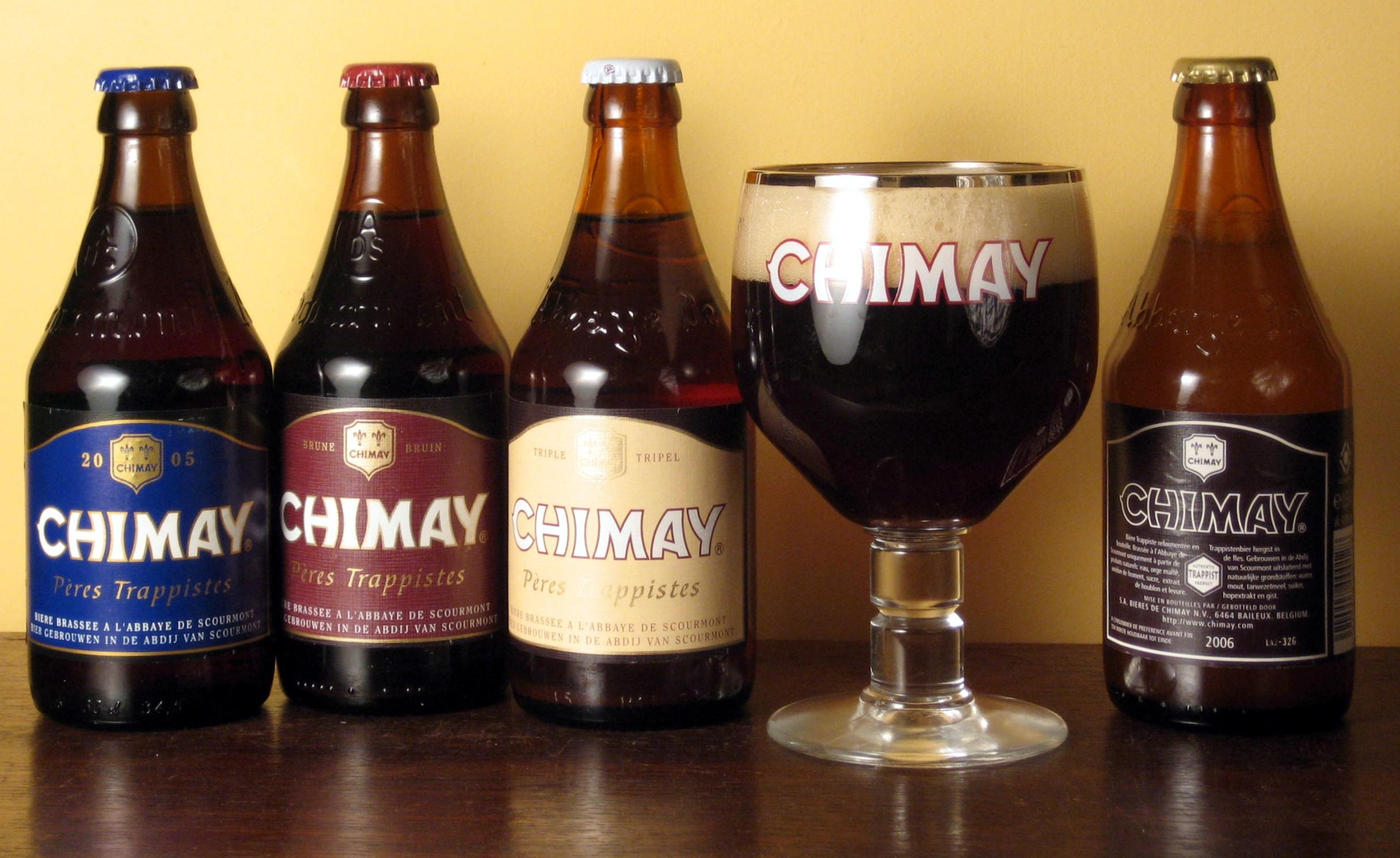 Alla ricerca della Chimay dorée e delle sue sorelle