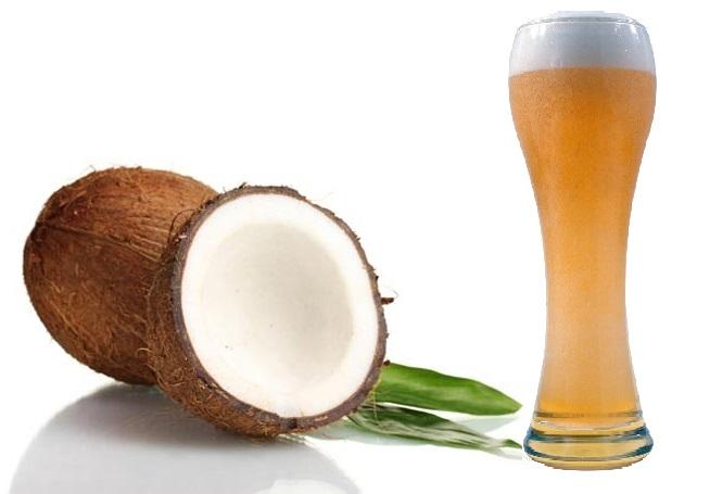 Homebrewing: aromatizzata al cocco