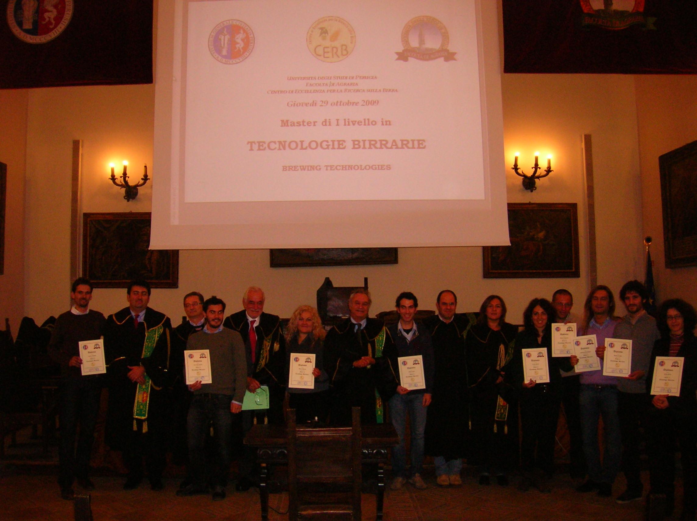 """Master universitario in """"Brewing Technologies"""" a Perugia: la scuola di formazione dei mastri birrai 100% italiana!"""