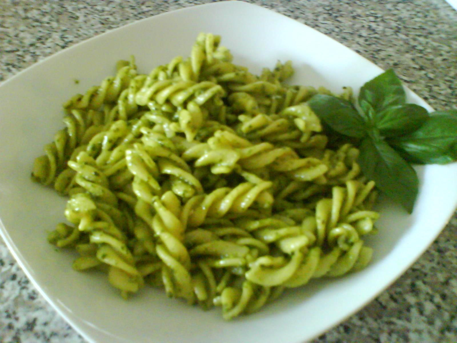 Pesto senz'aglio alla stout