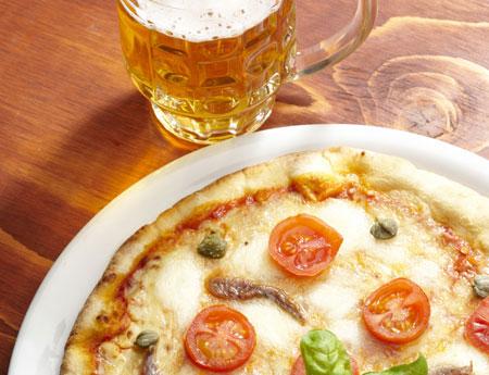 Abbinamento Birra e Pizza