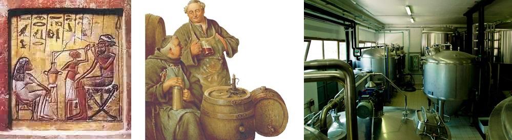 La birra, protagonista nella storia – Capitolo 1