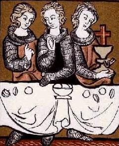 La birra dei Cavalieri Templari