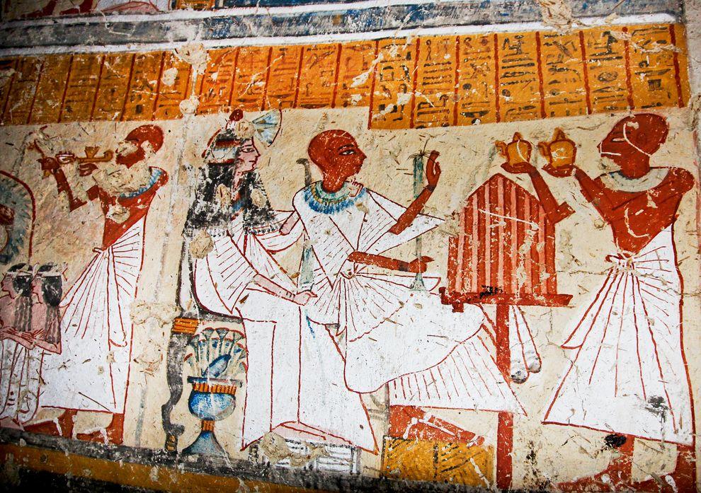 La tomba del birraio reale