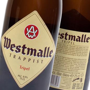 Tripel, Dubbel ed Extra: le trappiste di  Westmalle