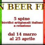 Italian Beer Festival: più di un  mese per festeggiare la birra artigianale italiana!
