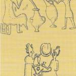 Coppa e cannucce: l'antica moda di bere la birra!