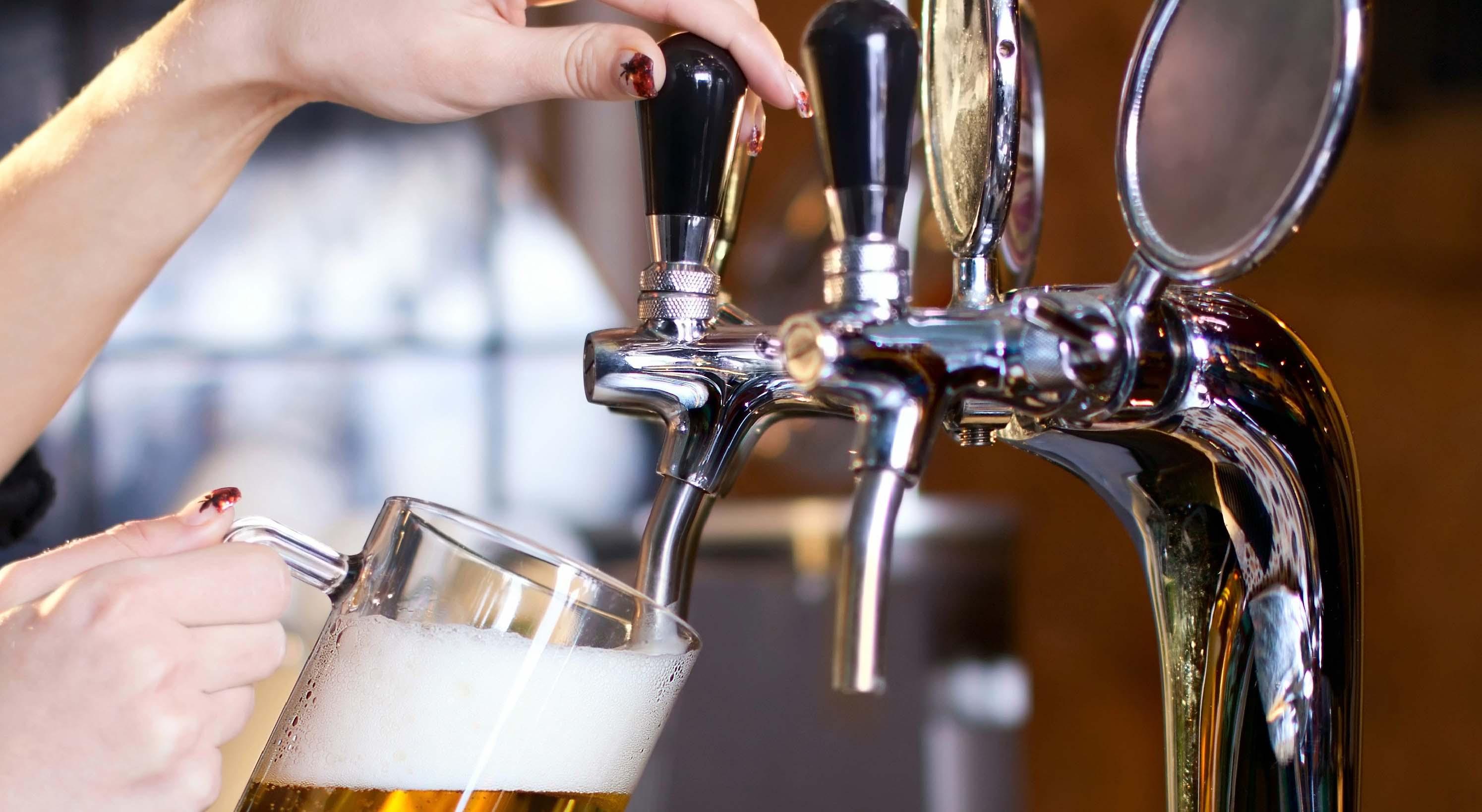 Birra: mescita e tecniche di spillatura