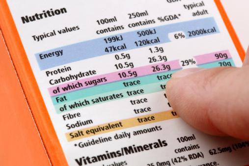 Etichetta nutrizionale per le bevande alcoliche (birra compresa) obbligatoria dal 2018!
