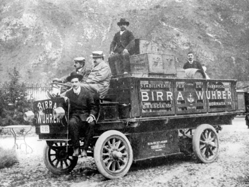 Wührer: il marchio di birra più antico d'Italia!