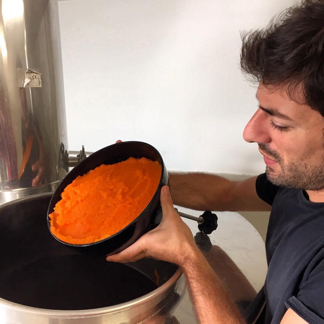 Birra dell'Eremo: l'intervista a Enrico Ciani per una Salty Pumpkin Ale in edizione limitata per Halloween!