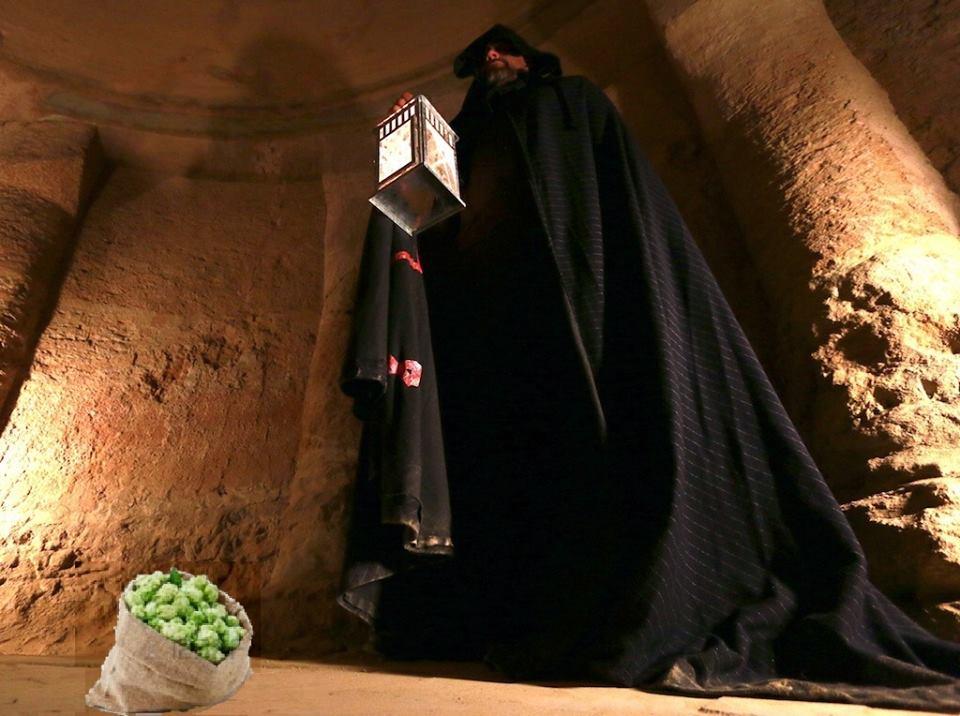 La morte ha il gusto del luppolo: terzo capitolo