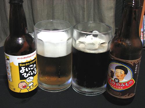 Uno sguardo ad Oriente: la birra in Giappone
