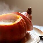 Risotto alla zucca, castagne e birra: sapori d'autunno