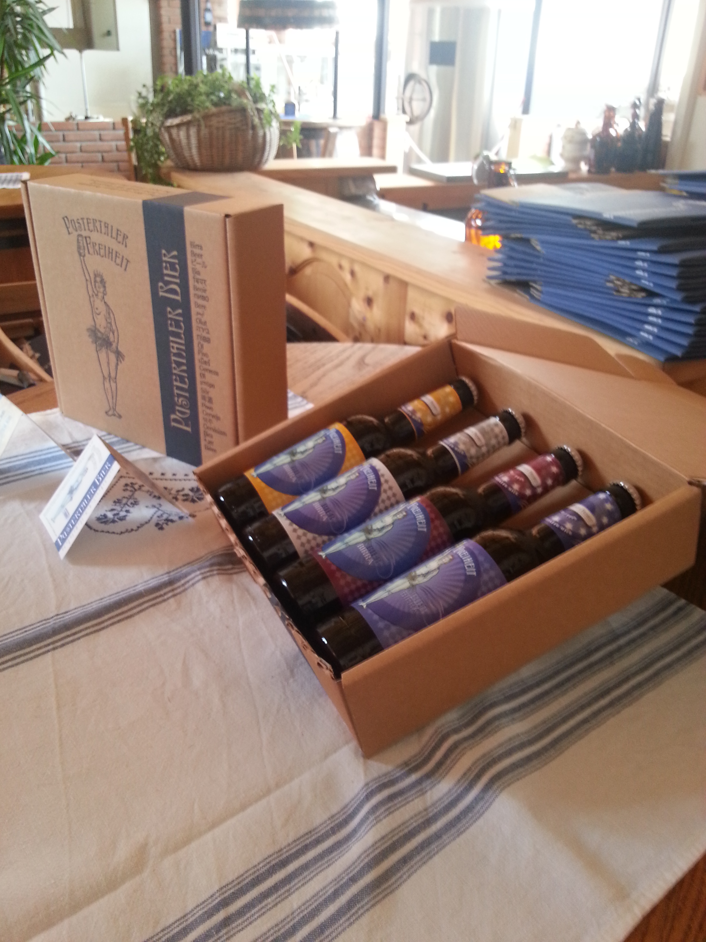 La montagna in bottiglia: La PustertalerFreiheit di Villabassa