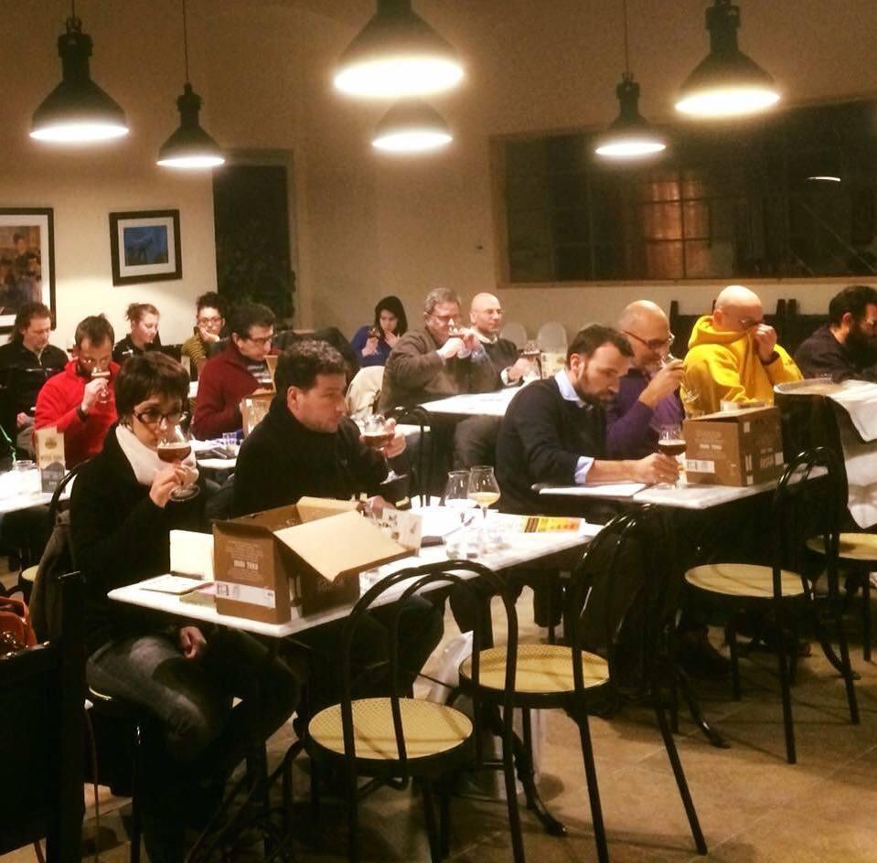 ONAB avvia un corso per assaggiatori di birra a Eboli!
