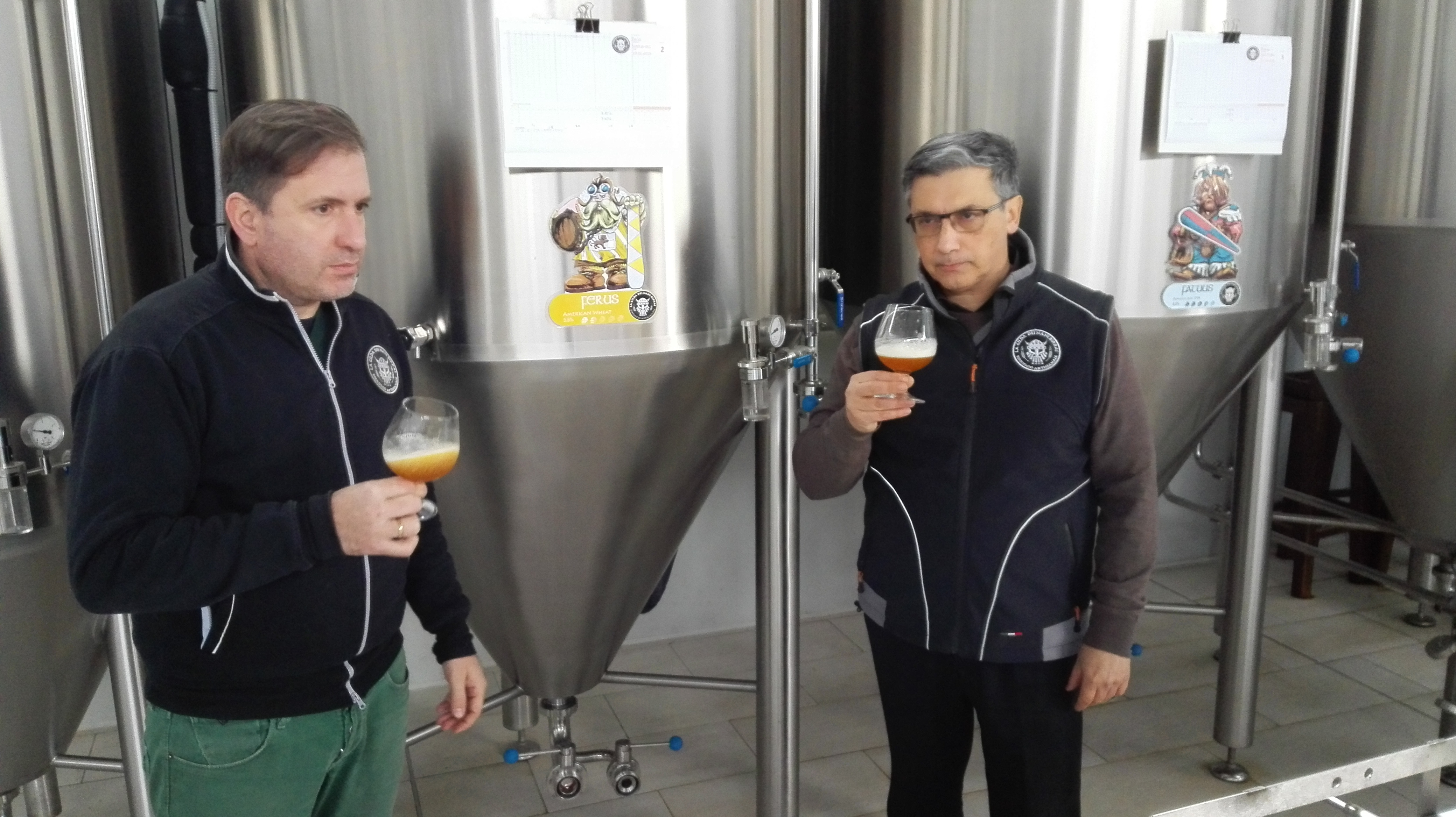 La Gilda dei Nani birrai: alla scoperta delle birre di Pisa e della prima edizione del Beer-cooking