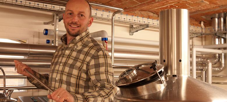 Birra agricola: l'esperienza di Marco Tamba del Birrificio La Mata