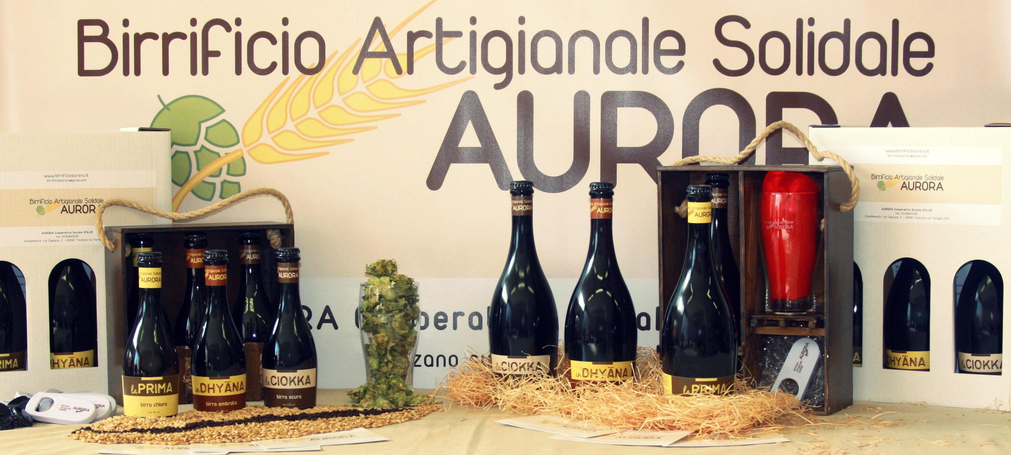 Birrificio Aurora: il fermento solidale della birra