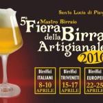 Tutto pronto per il gran finale alla Fiera della Birra Artigianale di Santa Lucia di Piave!