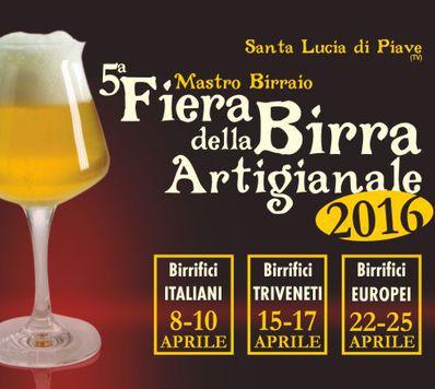 Fiera della Birra artigianale di Santa Lucia di Piave: la quinta edizione si preannuncia memorabile!