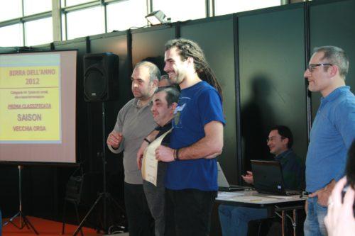 1° premio Saison 2012