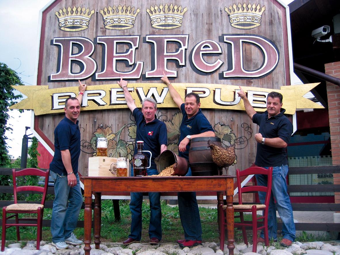 BEFeD: la catena di brew pub, dal carattere altamente artigianale