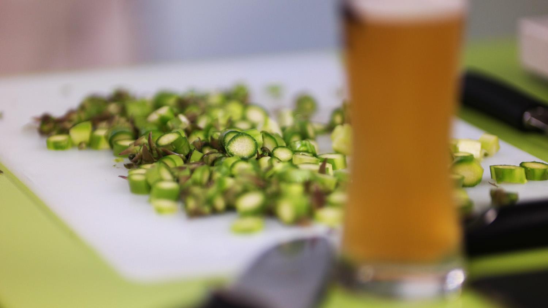 Birra & asparagi: abbinamento possibile e di salute!