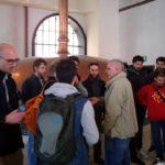 In visita al Birrificio Angelo Poretti con gli aspiranti Mastri birrai di Torino