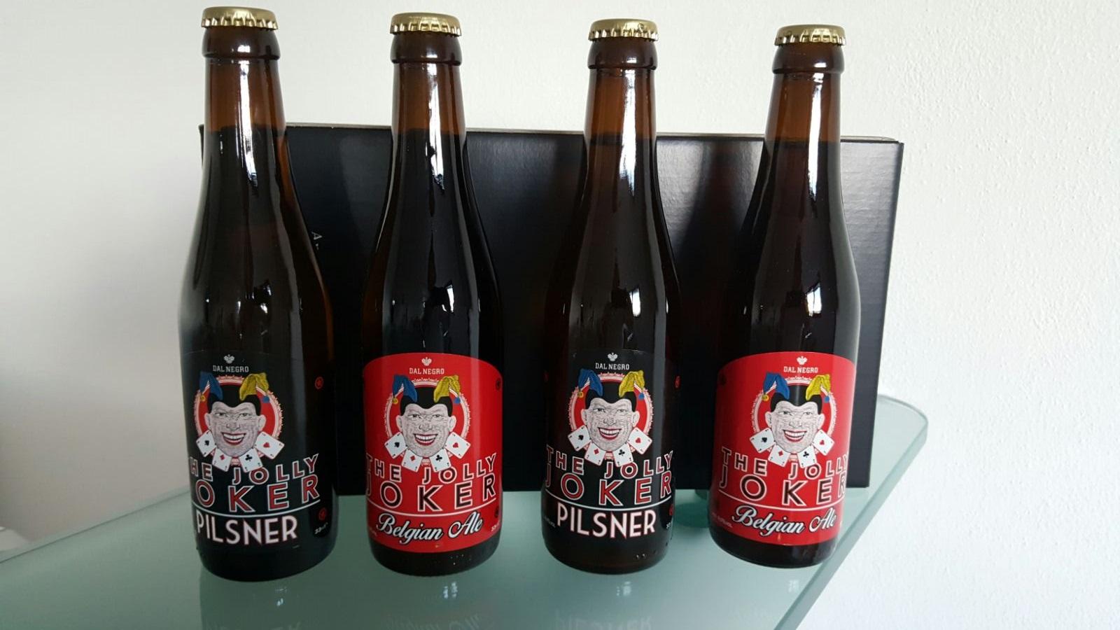 The Jolly Joker Beer: l'artigianale di qualità che incontra il licensing