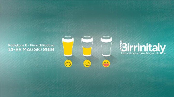 Al via Birrinitaly 2016, la Fiera della Birra a Padova, dal 14 al 22 maggio