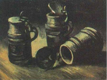 Impressionismo e birra nelle opere di Vincent van Gogh