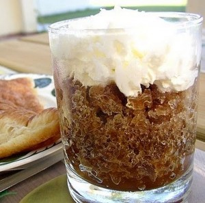 Granita alla Coffee Stout