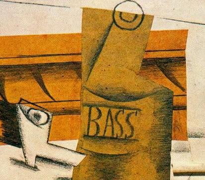 Picasso e il suo presunto amore per la birra Bass