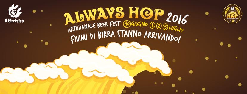 COMO ALWAYS HOP: le Birre Artigianali tornano sul Lario
