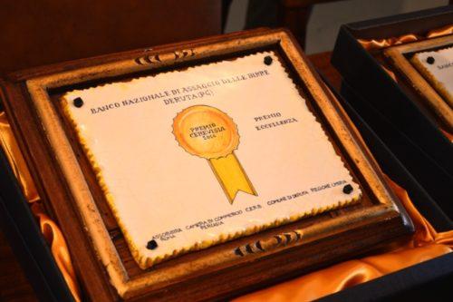 Il premio d'eccellenza