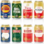 170 candeline per Peroni: si festeggia con 6 lattine celebrative