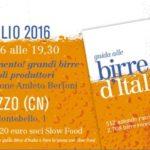 C'é Fermento a Saluzzo: Slow Food presenta al pubblico la Guida alle Birra d'Italia 2017